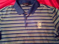AUTHENTIC TPC SEAWEED GOLF TOUR TIGER WOODS COLLECTION