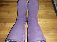 Authentic pair of real Ugg Boots/Classic Tall in size