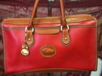 UPER DEAL ON THIS AUTHENTIC DOONEY & BOURKE PURSE. NO.