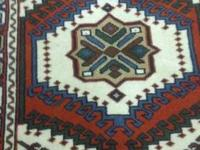 I have an authentic persian rug made in Iran by Naghshe