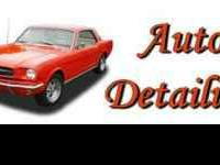 |||||||||||||||||||  AUTO DETAIL SPECIAL ONLY $89.95