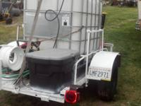 detail trailer for sale see pictures   comes with**