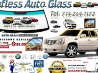 "Rafless Auto Glass ""Auto Glass Repair & Windshield"