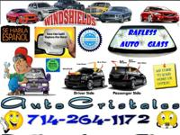 "Rafless Auto Glass. ""Auto Glass Repair & Windshield"