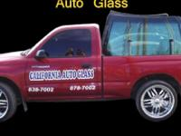 CALIFORNIA AUTO GLASS INC. LOCATION 3186 N LAS VEGAS
