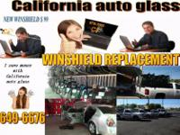 CALIFORNIA AUTO GLASS INC WE DO IT ALL  CALIFORNIA AUTO