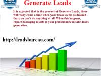 Leadsbureau.Com Top quality Online lead generation and