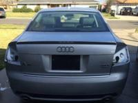 I have Audi parts for 2003-2007 and aftermarket