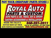 ROYAL AUTO PARTS & CUSTOM OF HOPEWELL JUNCTION, THE