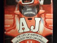 I'm selling my collection of automobile and auto racing