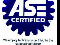 White Horse Auto. ASE Master tech with 35 years exp.