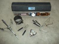 S/K dial torque wrench, cylinder hone, ring compressor