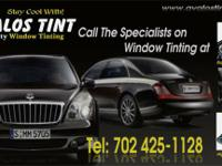 AVALOS WINDOW TINTING.    We provide a range of options