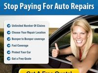 If you don�t want to pay for expensive auto repairs, I