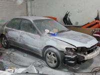 WE DO COMPLETE AUTO BODY REPAIRS AND PAINTING. WE WORK