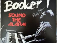 I have an autographed Booker T. Jones (of Booker T. and