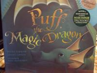 For Sale: 2007, autographed Puff the Magic Dragon book,