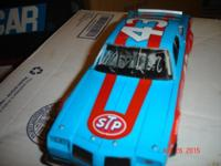 Autographed Richard Petty Action 1979 STP Winston Cup