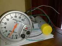 I have a tachometer for sale, as is, with no mounting