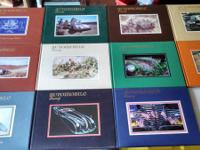 Automobile Quarterly misc set of 11....$35.00  email me