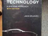 "THIS BOOK IS CALLED ""AUTOMOTIVE TECHNOLOGY, A SYSTEMS"
