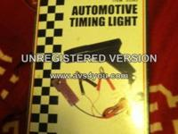 I have a brand new (sealed in box) timing light. Bright
