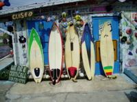 Autrey Surfboard 6'4 Vintage . Nautical decorations