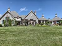 This French country estate consists of a farm house and