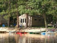 Beautiful, personal, Northwoods cabins, available
