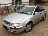 AVAILABLE: 2000 VOLVO S40 FRONT WHEEL DRIVE 1.9 L TURBO