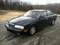 1994 INFINITI Q45 AUTOMATIC TRANSMISSION WITH ONLY 107K