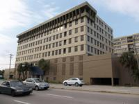 1975 East Sunrise Blvd building is a large, secure and