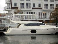 Additional Salesman's Remarks The Ferretti 510 is a