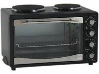 Avanti MKB42B Mini Kitchen Multi-Function Oven (Color: