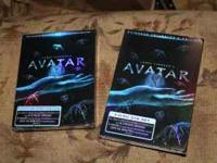 2 Avatar DVDs never opened...dont let this get