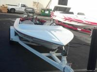 CUSTOM PAINT on boat and trailer to match. Bought boat