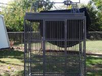 MACAW NOT INCLUDED WITH THE CAGE! The perfect cage for