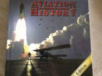 "Aviation History textbook used for ""Intro to Aviation"""