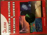 Aviation Weather and Weather Services (LIKE NEW