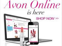 I would like to be your Avon representative!!! When the
