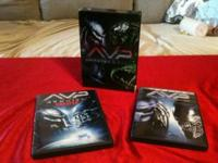 AVP Aliens VS Predator Unrated 2-pack Two-disc set