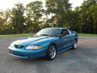 All original, museum quality 1994 Mustang GT