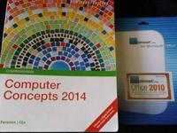 Have Computer Concepts 2014 book with Simnet Online