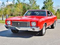 Beautiful 1 of a Kind 70' Chevy Monte Carlo Great