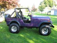 Condition: Used Exterior color: Purple Interior color: