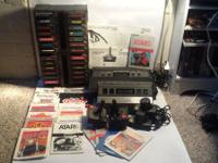 Up for trade is a pretty sweet Atari bundle !! You get