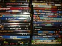over 100 movies classics/horror/comedy/rare $3.00 each