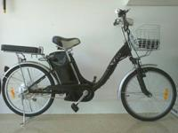 Nearly Perfect Condition Electric Bicycle. Just