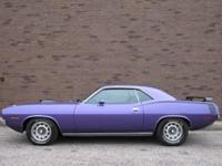 1970 Plymouth hemicuda 472ci Hemi engine, all new parts