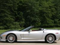 2008 Callaway Corvette Supercharged and intercooled!